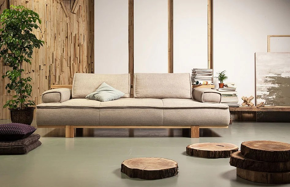 The new Scandinavianinspired Daaz furniture is simple and
