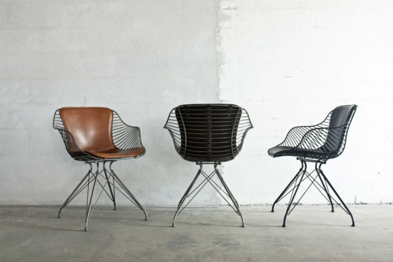 A new range of masculine industrialstyle furniture  Home