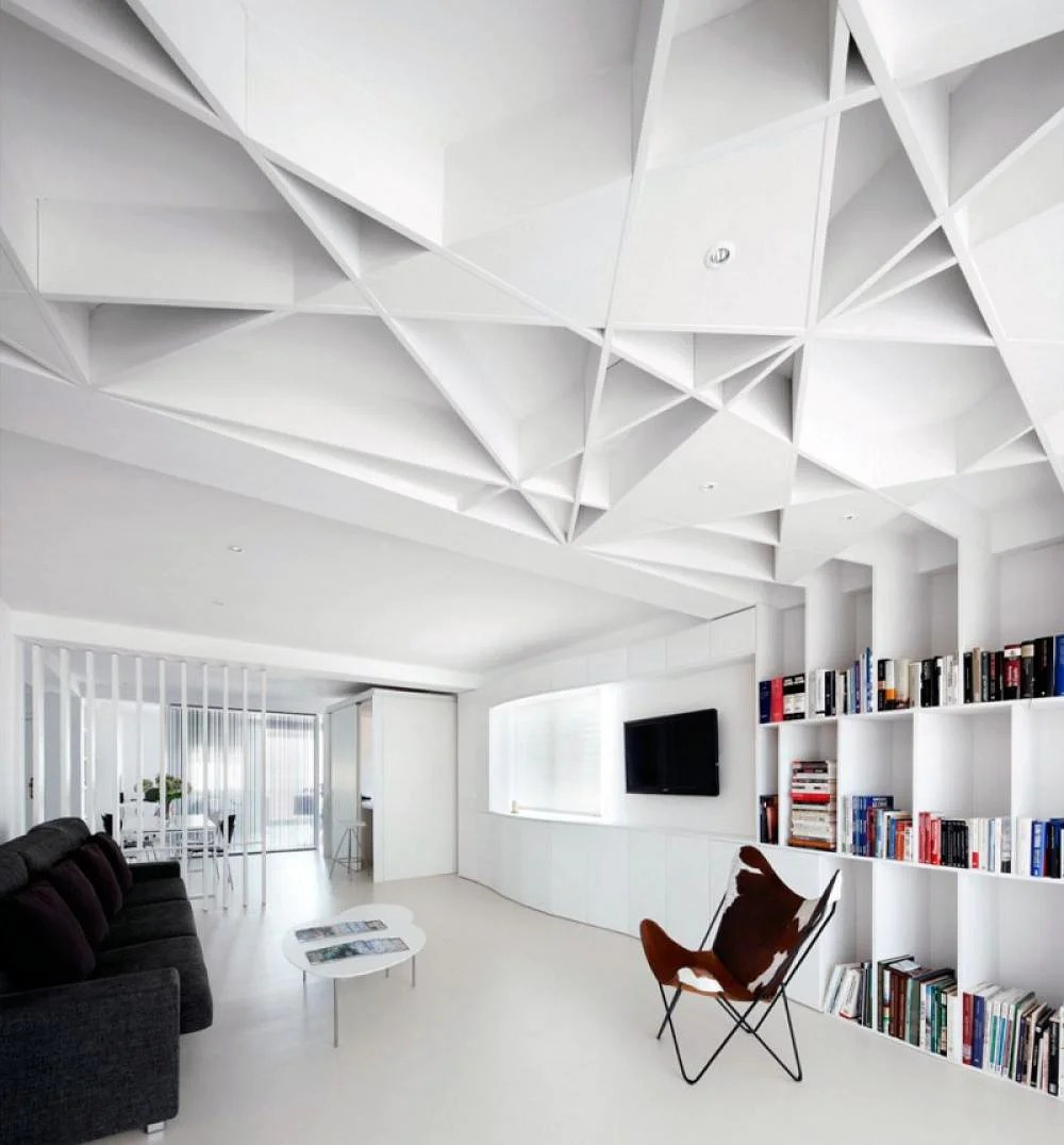 5 trendy contemporary false ceiling design ideas  Home