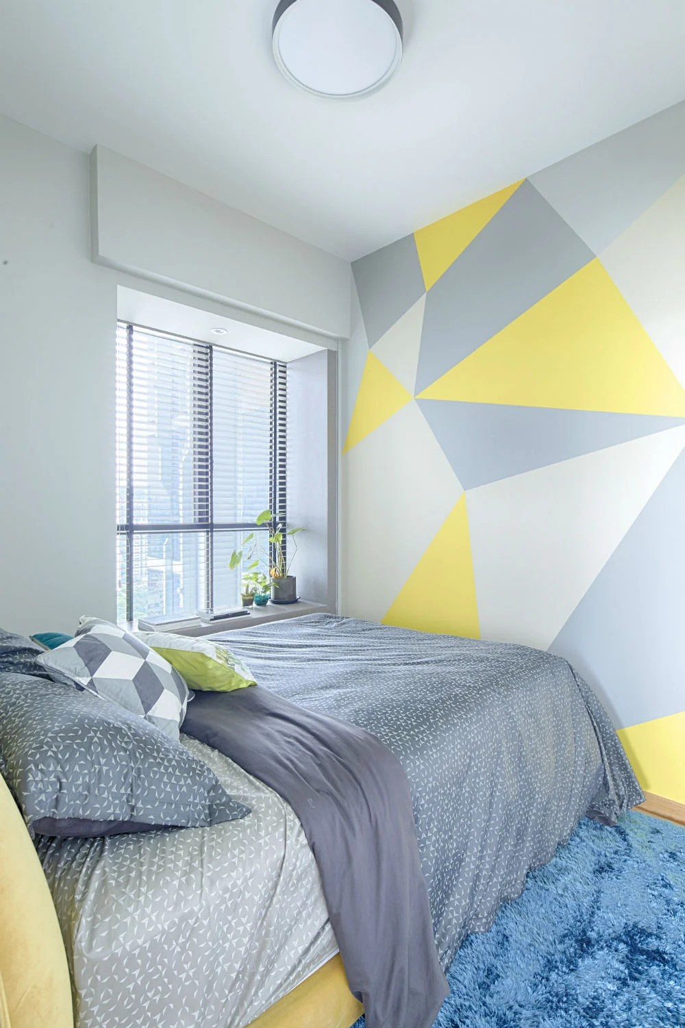 A great DIY paint idea for your walls  Home  Decor Singapore