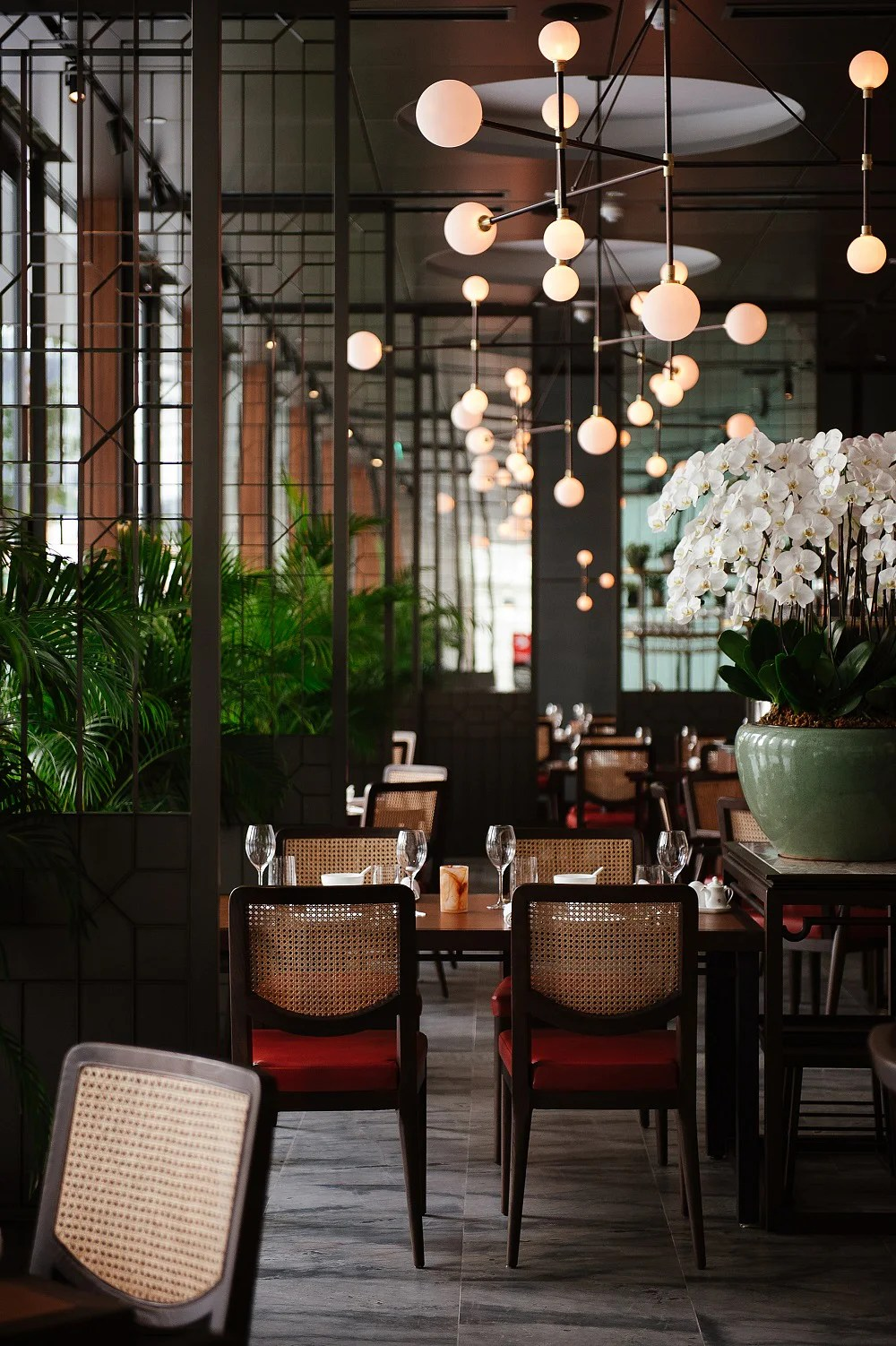 Empress A Stylish Modern Chinese Restaurant Along The