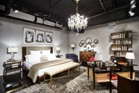 New two-storey furniture store that sells mid- to high-end ...