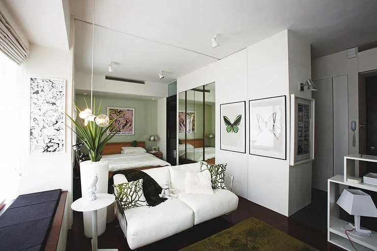3 smallspace openconcept homes to be inspired by  Home
