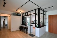 Kitchens will go wall-free in upcoming HDB flats   Home ...