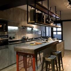Sliding Kitchen Cabinet Doors Lighting Melbourne 10 Small-space Open-concept Designs | Home & Decor ...