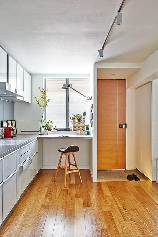 10 Small Space Open Concept Kitchen Designs Home Amp Decor
