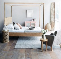 7 Beautiful Four-poster Beds 'll Add Drama
