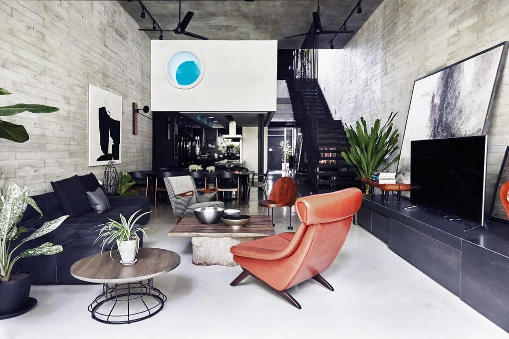 Living room design ideas 7 mismatched sofas and armchairs