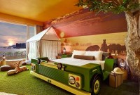 From safari to outer space  this themed hotel has it all ...
