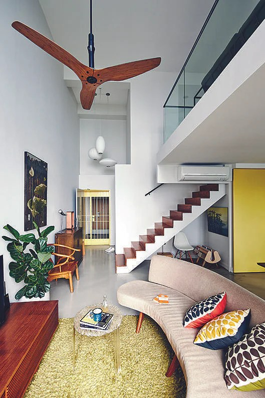 Interior design styles Midcentury Moderninspired homes  Home  Decor Singapore