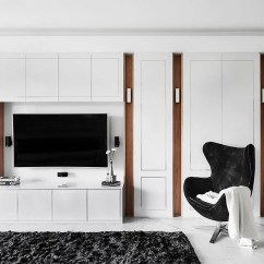 Wainscoting Ideas For Living Room Bundles 8 Fresh The Television Feature Wall   Home ...