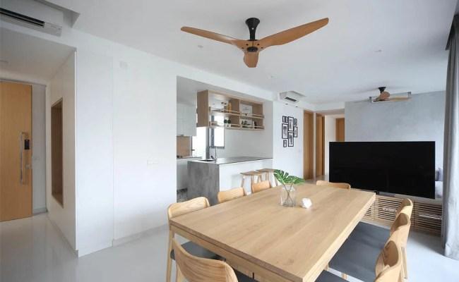 House Tour Minimalist Scandinavian 4 Bedroom Apartment In