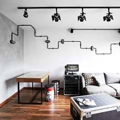 Lights For Living Room Singapore Old World Pictures 6 Apartment Homes With Track In The Home Contact Us