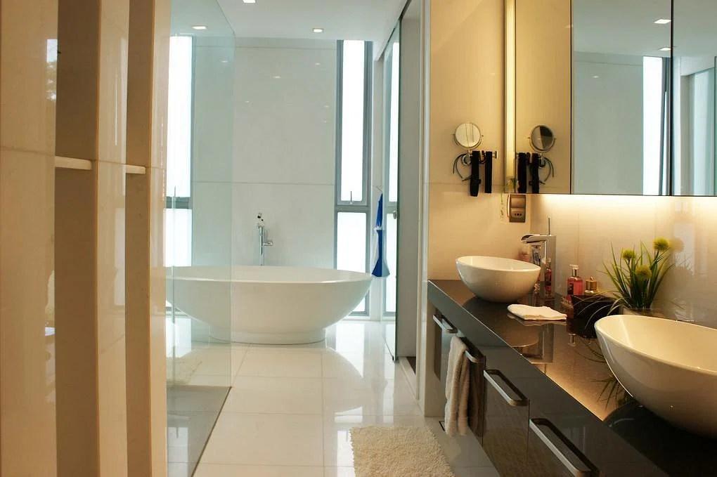 Bathroom design ideas 10 contemporary openconcept spaces