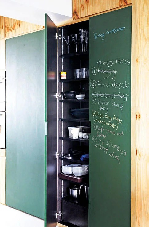 So You Want A Blackboard In Your Home Ideas Here Home