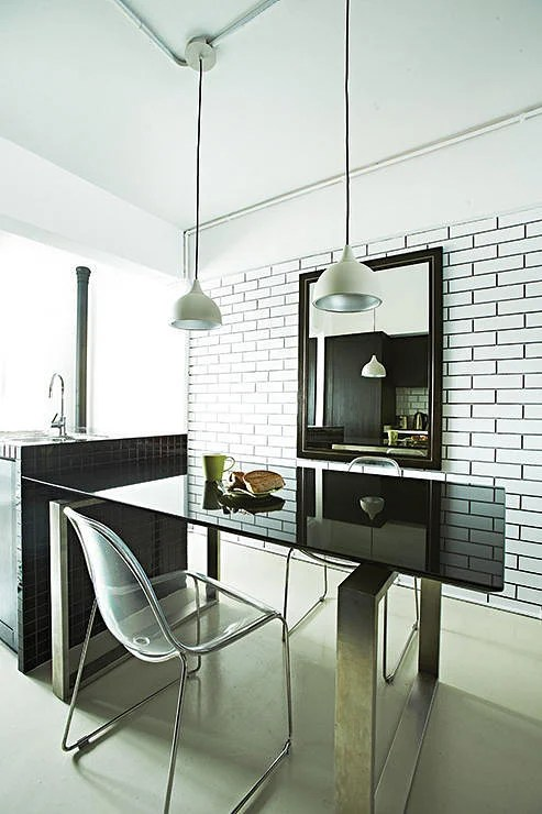 10 Design Ideas For Small Space Dining Areas In HDB Flat