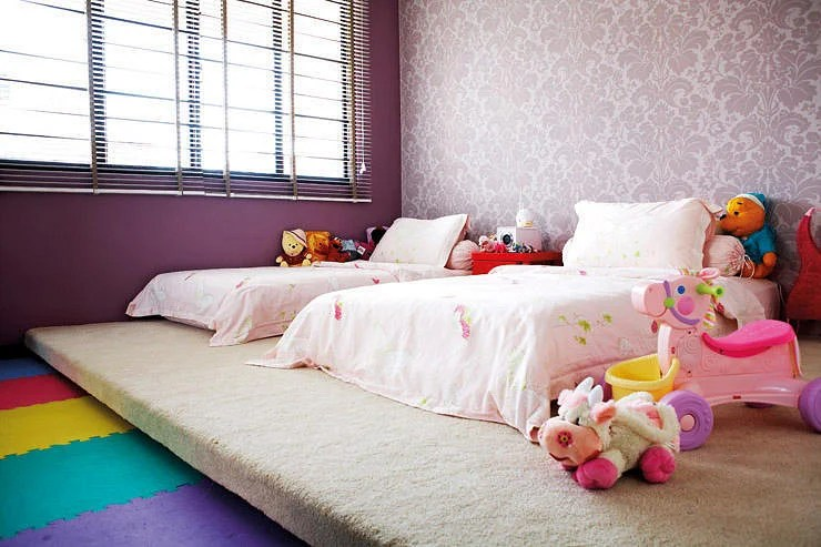 7 Great Childrens Bedrooms In HDB Flats Home Amp Decor Singapore
