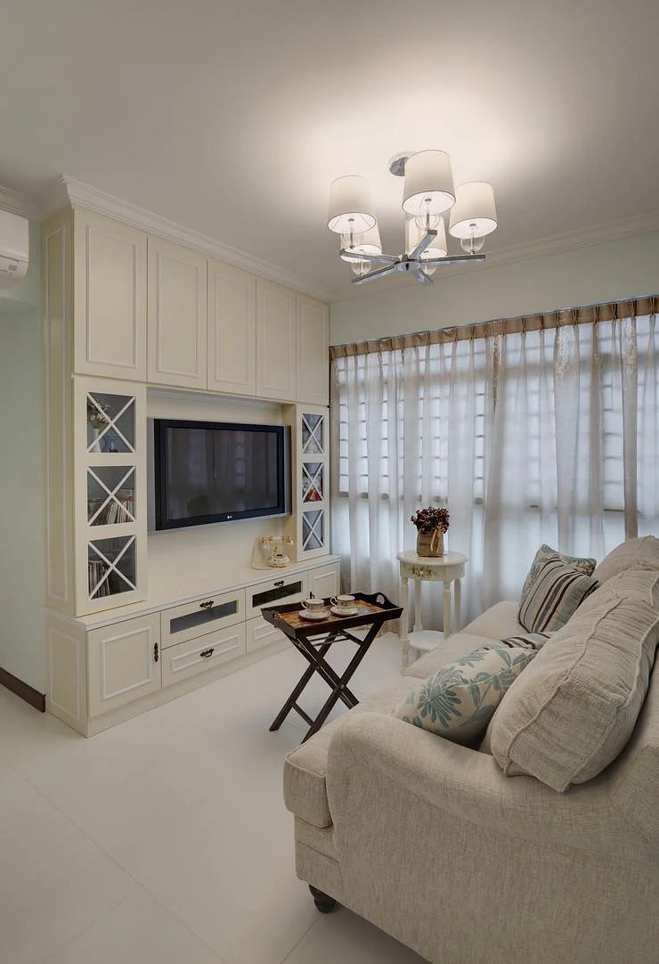 This HDB apartment proves that the country style can be