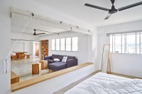 9 edgy open-concept designs in trendy HDB flat homes ...