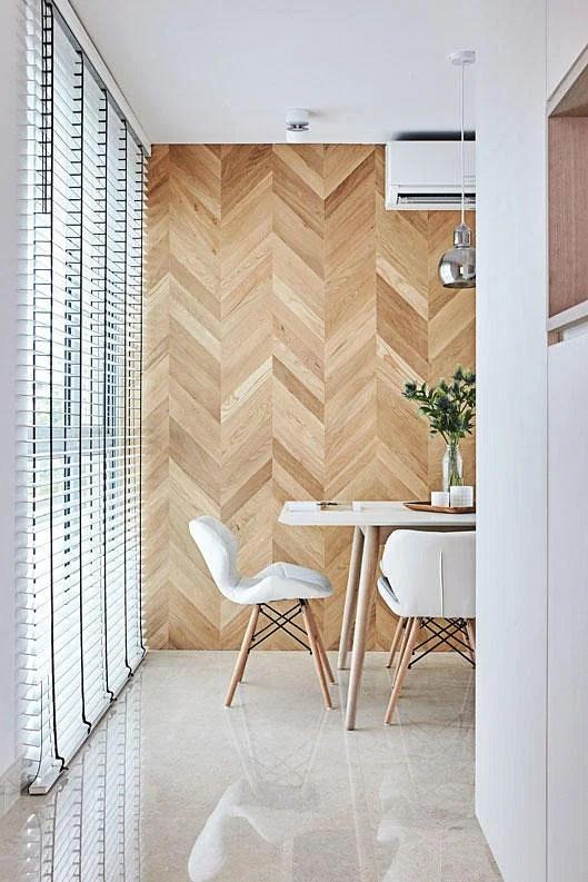 8 design ideas for simple contemporary feature walls  Home  Decor Singapore