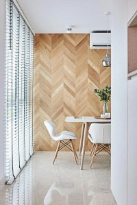 Wooden feature walls that can create focal point in your ...