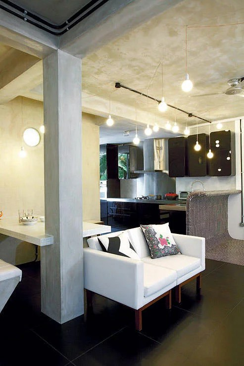 7 lighting decor ideas for your HDB flat  Home  Decor
