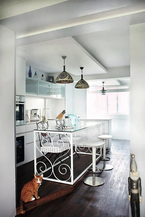House Tour Rustic And Vintage Style Four Room HDB