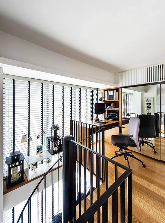 3 Stylish Lofts In Singapore Wed Like To Live In Home