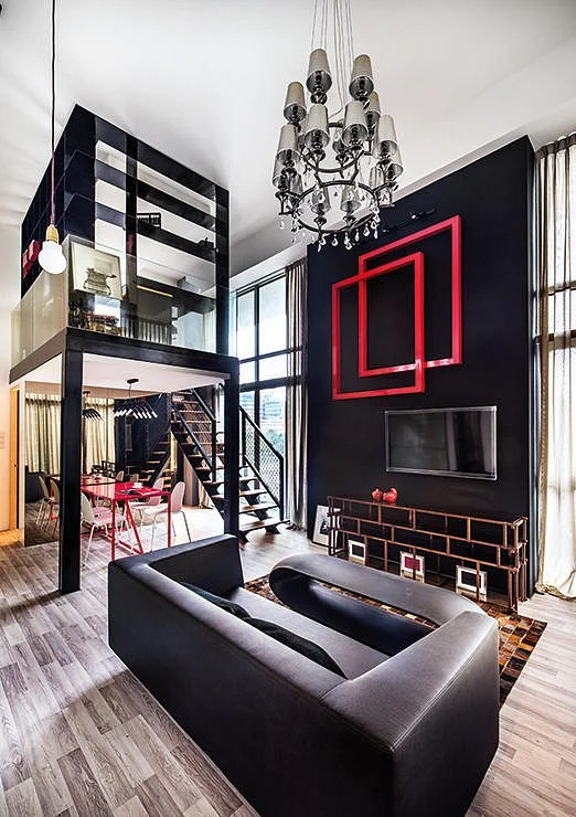 3 Stylish Lofts In Singapore We39d Like To Live In Home