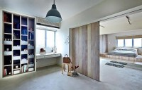 8 loft-style spaces in HDB flat homes | Home & Decor Singapore