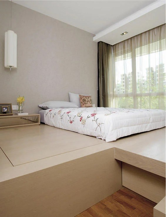 Kids bedroom decorating ideas, floor bed with canopy a mattress on the floor without bed frame or a bed box with a mattress are not suitable for bedroom decorating in classic style, but these simple bedroom ideas are good for interior design in eclectic style and ethnic style. Bedroom design ideas: 9 simple and stylish platform beds
