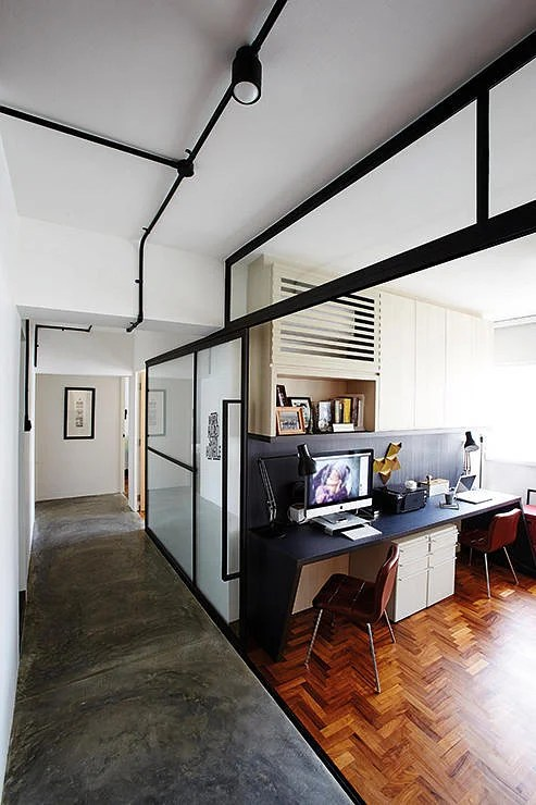 10 spacesaving sliding doors for your small space  Home