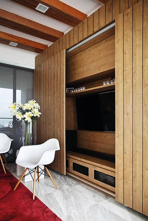 TV Console Ideas You Can Use For Your HDB Flat Home