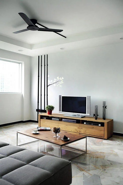 photo gallery interior design living room diy shelving ideas for 10 industrial-style homes with exposed pipes and trunking ...