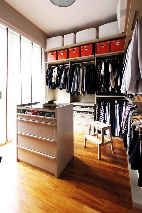 How to design the perfect walkin wardrobe  Home  Decor