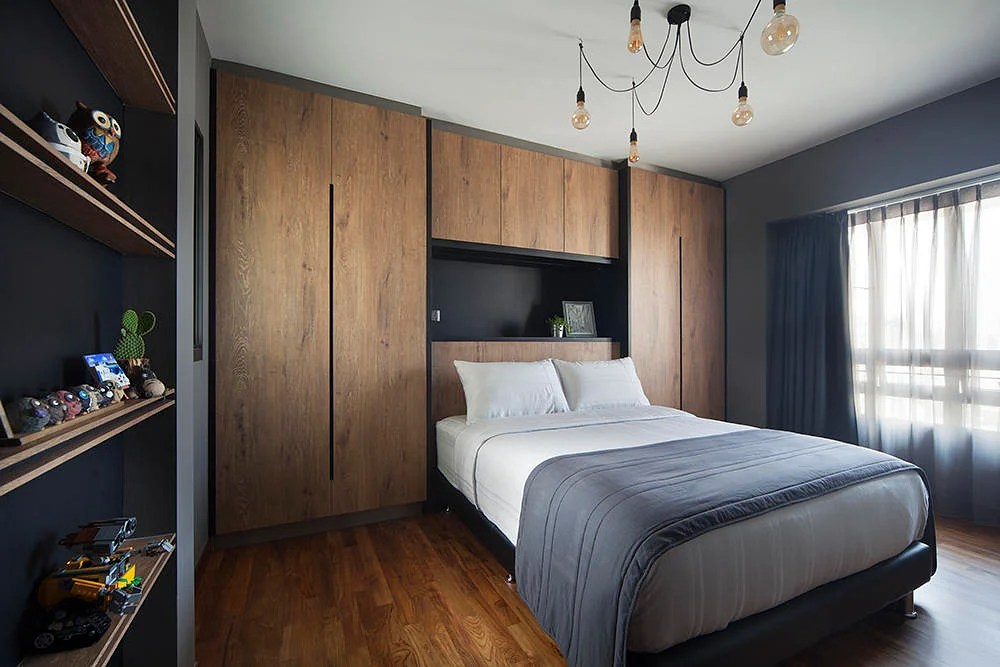 7 creative ways to design your bedroom wardrobe  Home  Decor Singapore