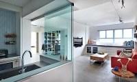 Living room design ideas: 5 stylish open-concept HDB flat ...