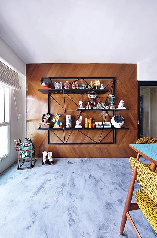 6 storagedisplay feature walls designs  Home  Decor Singapore