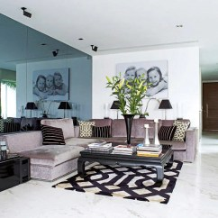 Living Room Sofa Set Singapore Designing A Small With Fireplace Design Ideas 3 Ways To Place An L Shaped Sectional Corner Placement