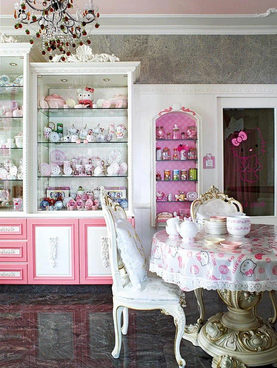 target kitchen accessories eurostyle cabinets home of the biggest hello kitty fan ever! | & decor ...