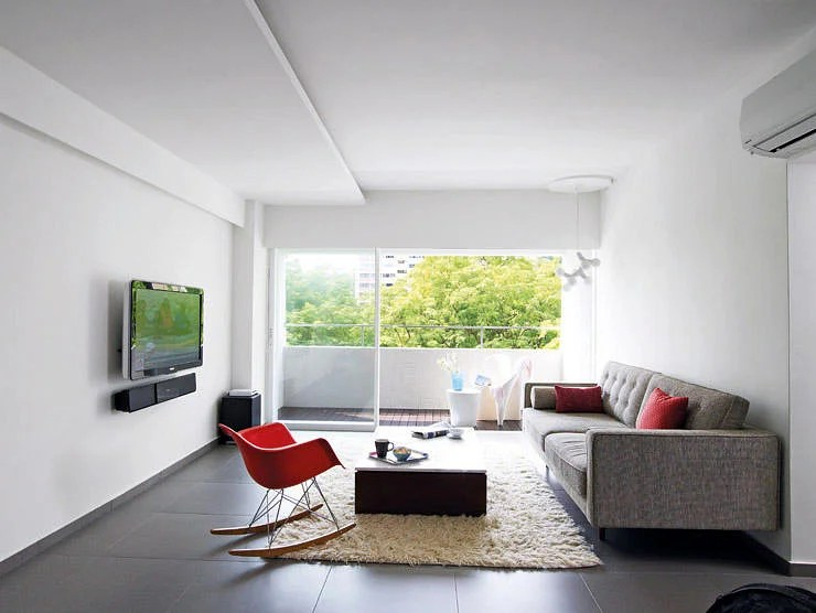 House Tour 60000 renovation for a simple and subtly