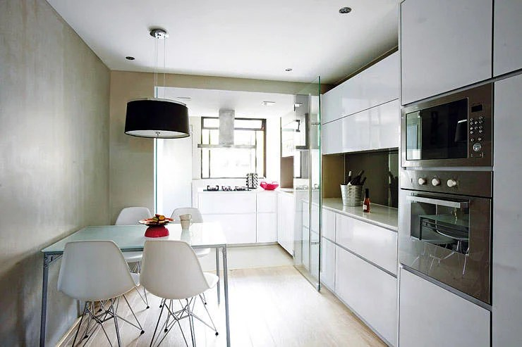 Gorgeous open concept kitchens for small HDB flats  Home