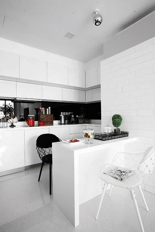 10 practical and elegant kitchens  Home  Decor Singapore