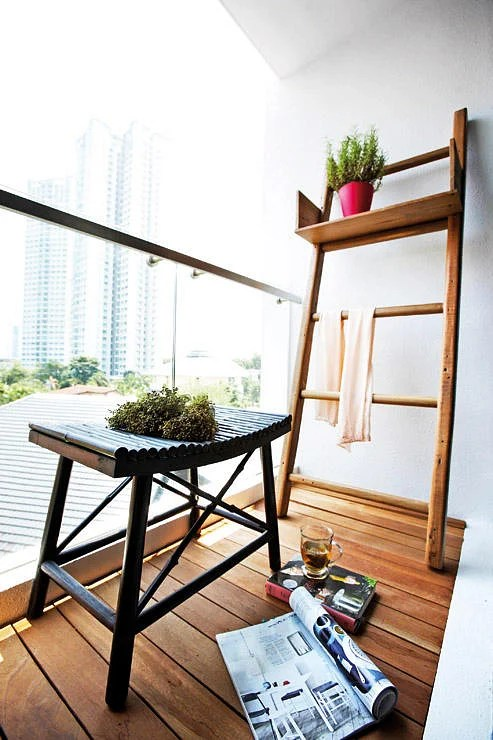 13 balcony designs thatll put you at ease instantly  Home  Decor Singapore