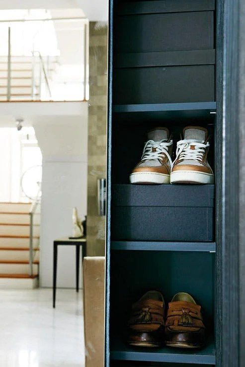 kitchen cabinet shelving kitchens store 5 slim storage solutions for small homes | home & decor ...