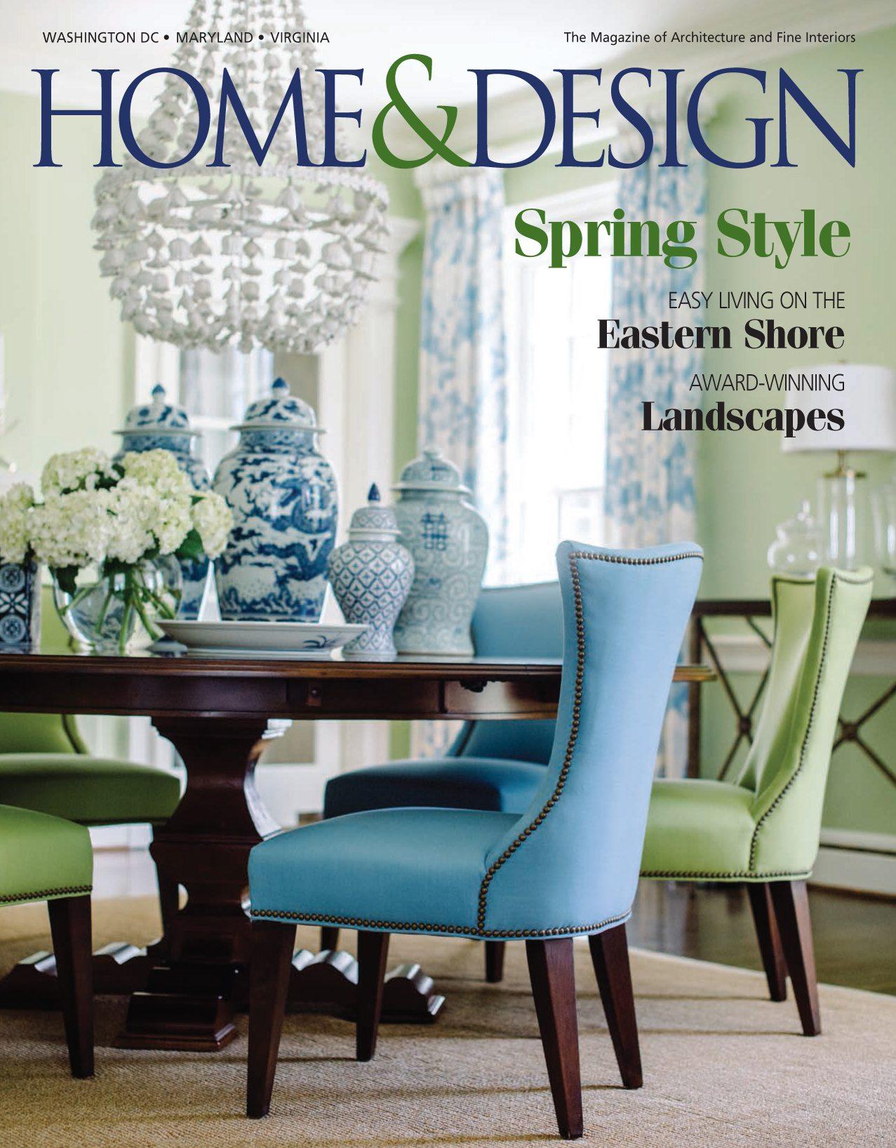 March April 2016 Archives Home & Design Magazine