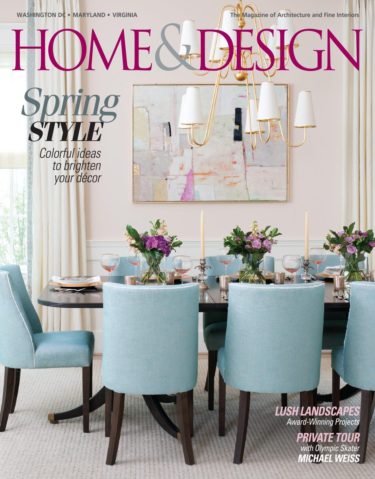 March April 2017 Archives Home & Design Magazine