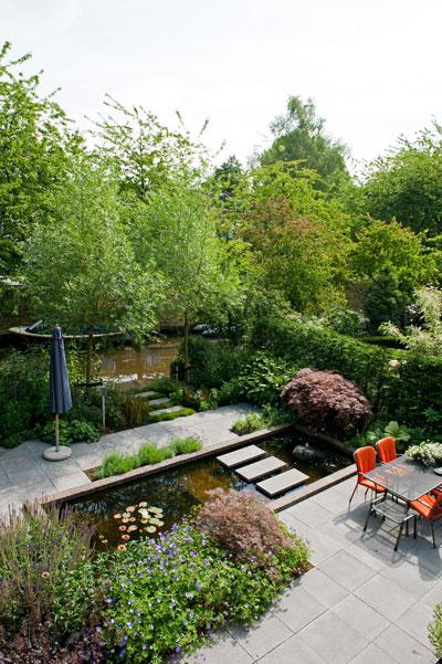 3x slim idee voor een kleine tuin