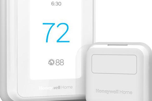 Honeywell digital smart thermostat