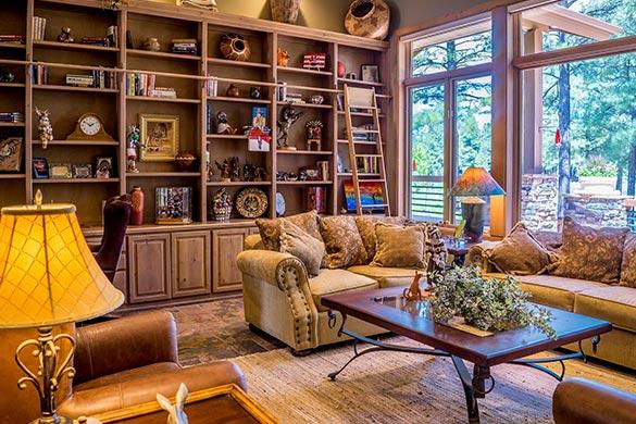 Interior design ideas tall furniture